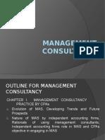 Management Consultancy Practice Part1