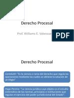 2- Derecho Procesal
