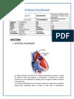 atresia pulmonar