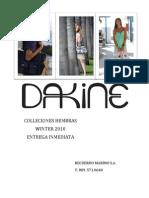 DAKINE Catalog Women Octubre 2010