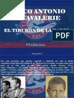 Diego Ricol - Marco Antonio Lacavalerie, El Tiburón de La Radio