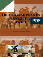 Armando Nerio Guedez Rodríguez - Áreas Ganaderas en Venezuela, Parte I