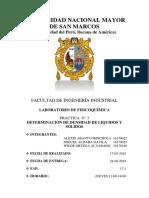 INFORME N° 3 DE LABORATORIO DE FISICO-QUIMICA