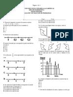 Evaluacion de Solucion de Problemas Grado 7c2ba Version 3