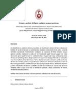 Sintesis y Reacciones Del Fenol Avance Del Cuestionario Verificar Respuestas