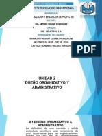 2.1 DISENO ORGANIZATIVO & ADMINISTRATIVO.pptx