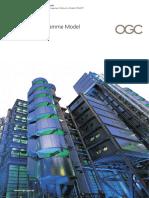 03 P3M3 Programme Model