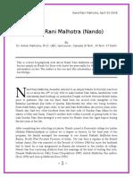 Nand Rani Malhotra