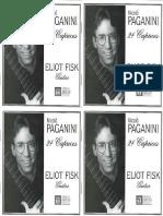 Eliot Fisk Nicolo Paganini 24 Caprices PDF