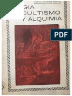 Magia, Ocultismo y Alquimia_Laurent Martell