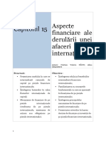 V2_Draghici&Paun_Cap 15_Aspecte Financiare Ale Derularii Unei Afaceri Internationale_formatted