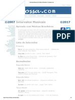 Intervalos Musicais em Músicas Brasileiras _ Jazzbossa.com