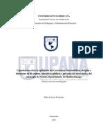 Informe Final PPD Eriko de León Escalante