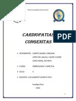 Monografia Embriologia Cardio