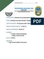 ARRANQUE ESTRELLA TRIÁNGULO CON PLC