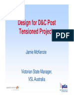 D&C Post-Tensioning Projects - Design for.pdf