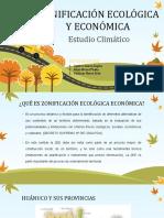 Zonificación Ecológica y Económica-estudio Climatico