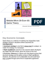 Examples Game Theory