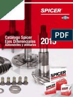 Catalogo de partes diferenciales Spicer.pdf