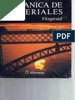 Mecanica de Materiales Fitzgerald