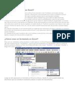 Userform en Excel