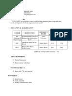 Prakash Resume