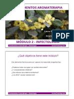 Apuntes Curso Fundamentos de Aromaterapia Módulo 2 Infectología 0317 Min (1)