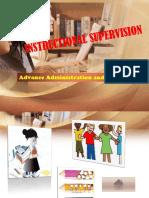 Instructionalsupervision Presentation