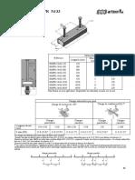 DSI Arteon Rail Insert HMPR 54-33