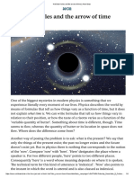 Hot Black Holes and the Arrow of Time _ Aeon Ideas