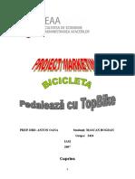Bicicleta - Pedaleaza Cu TopBike