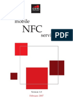 Mobile NFC Services