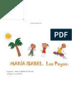 Canción María Isabel. Los Payos. Adaptada con Pictogramas.
