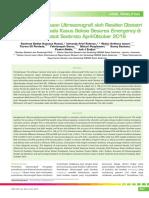 05_255Akurasi Pemeriksaan Ultrasonografi oleh Residen Obsgin pada Kasus Seksio Sesarea Emergency.pdf