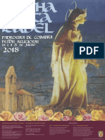 Cartaz das Festas 2018