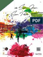 Programa Fiestas San Juan y San Pedro León 2018