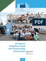 European Neighbourhood and Partnership Instrument