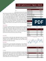 SCM Capital Daily Market Recap 11-06-2018
