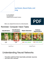 Visualization and Adversarial Networks