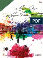 Programa Oficial Fiestas San Juan San Pedro Leon 2018