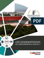 Leis Esquematizadas - Lei Complementar 840-2011 - Diogo Surdi - 08062018 - CLDF