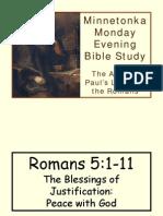 Romans 5.1-11