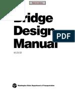 Washington Department of Transportation - Bridge Design Μanual (1998).pdf