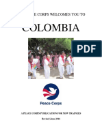 Colombia Welcome Book  |  2016 June
