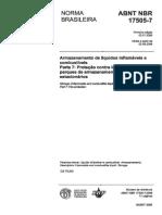 ABNT NBR 17505-7 - 2006