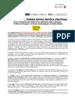 Ostia Antica Festival