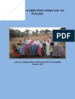 Peace Corps Panama Welcome Book 2016 | February