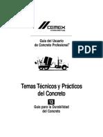 Guía Para la Durabilidad del Concreto.pdf