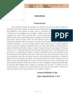 Burkina 2014 BEPC Texte d Etude 1er Tr
