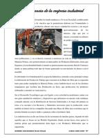 Importancia de La Empresa Industrial